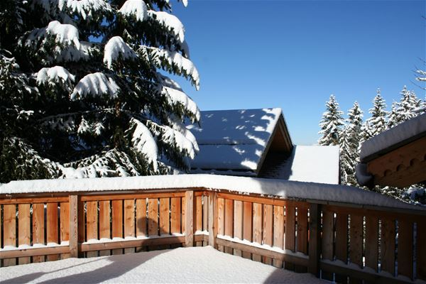 7 rooms 10 people / CHALET GENEPI (Moutain of dream)