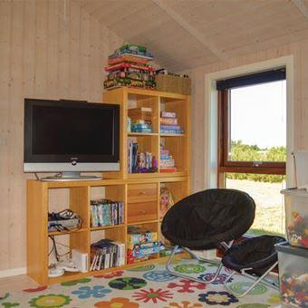 Lyngså A26475 Sommer Haus Sæby 8 Bett Betten Tv