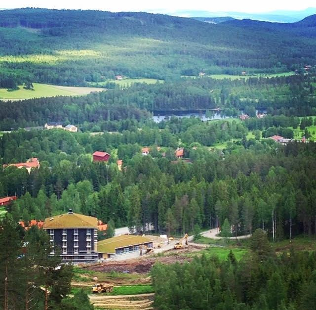Aktiv konferens Bergshotellet Järvsö Hälsingland
