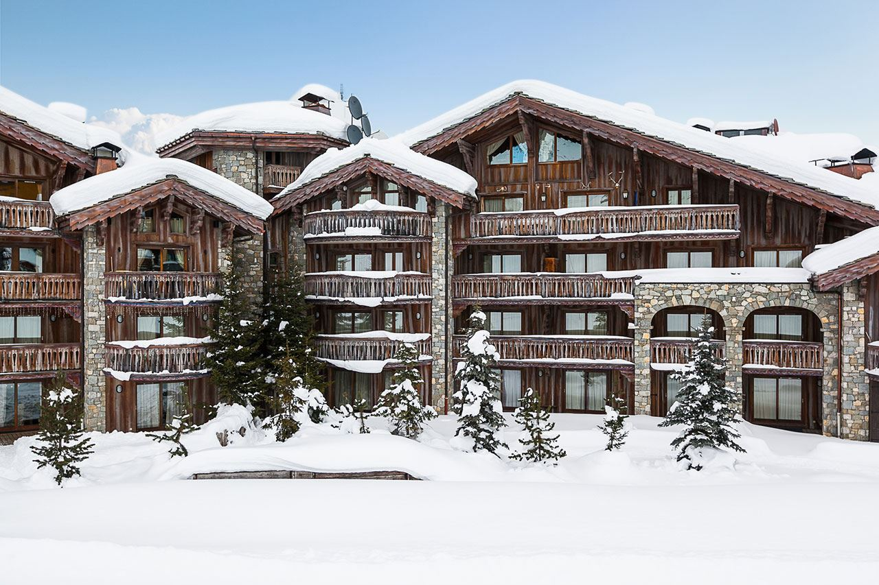 3 rooms and sleeping area 6 people Ski in ski out / Apartment SATIN