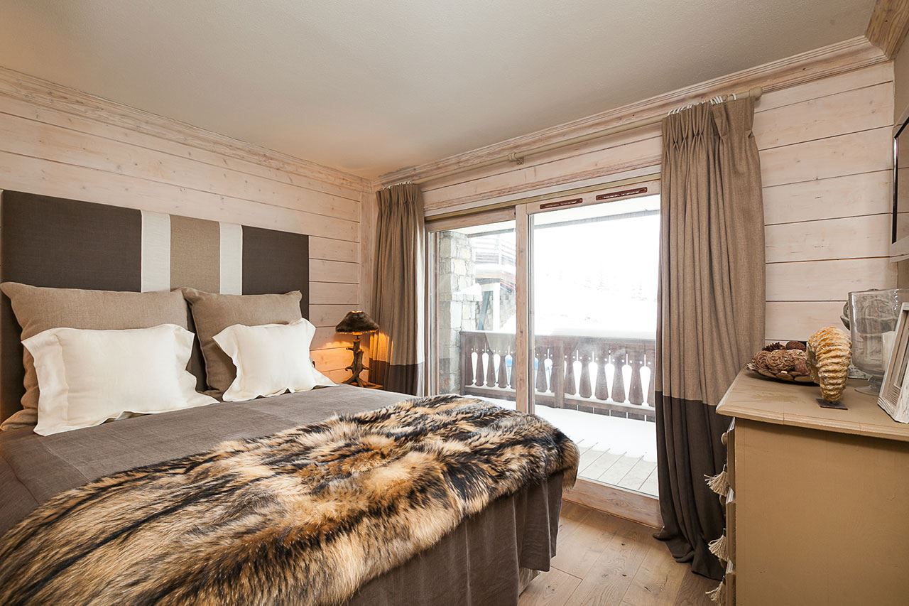 3 rooms 6 people Ski in ski out / Apartment SATIN