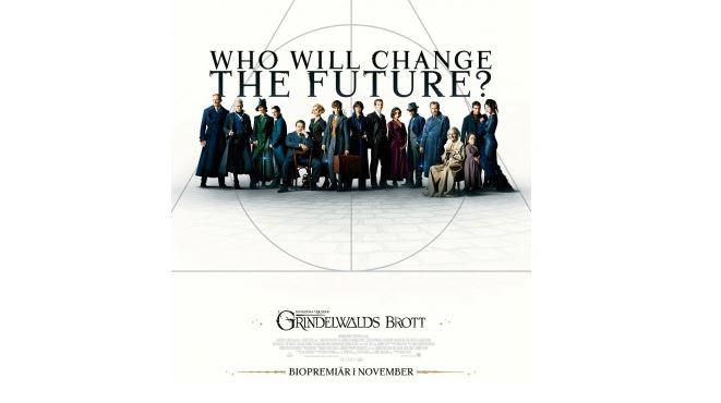 Biofilm - Fantastiska vidunder: Grindelwalds brott