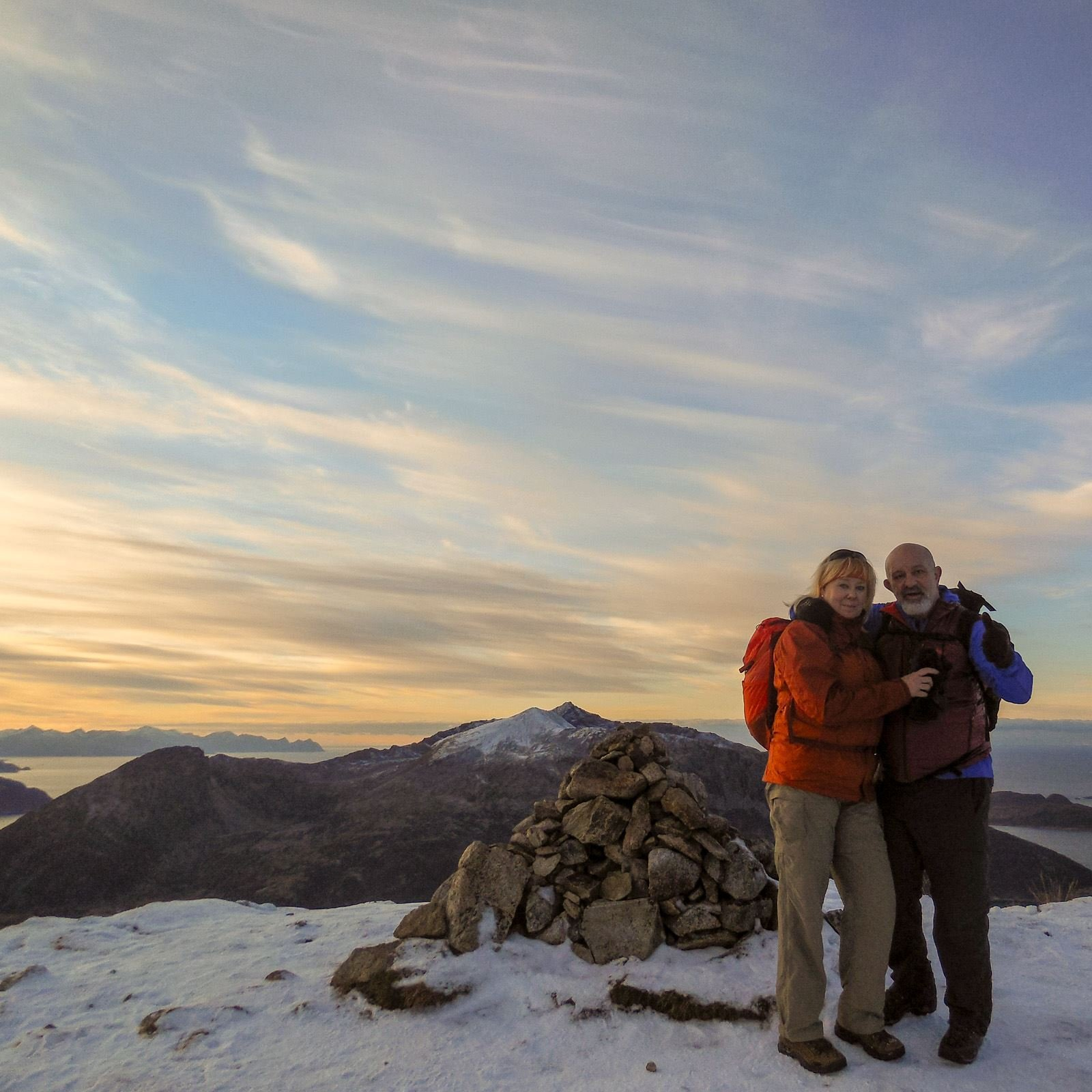 001. Sightseeing and Hike with Tromsø Outdoor