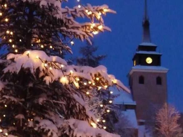 Fem nätter före jul