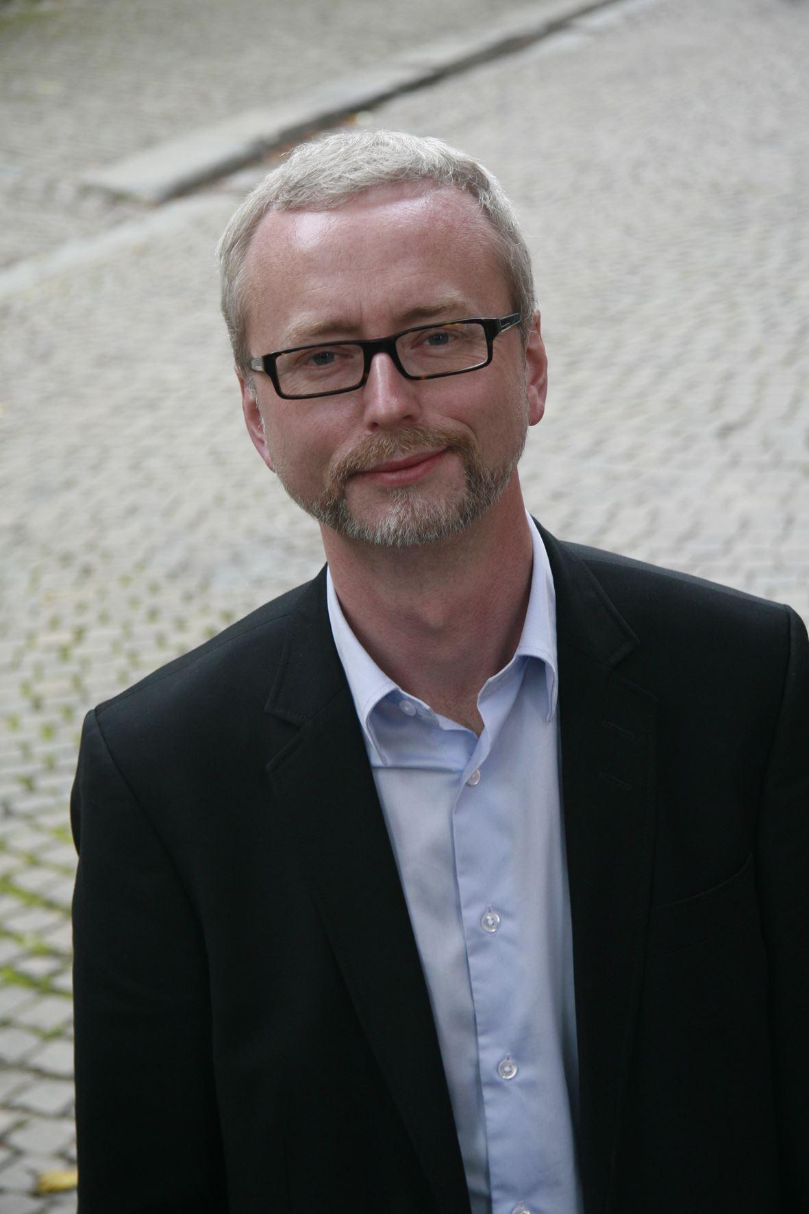 Författarbesök - Dick Harrisson