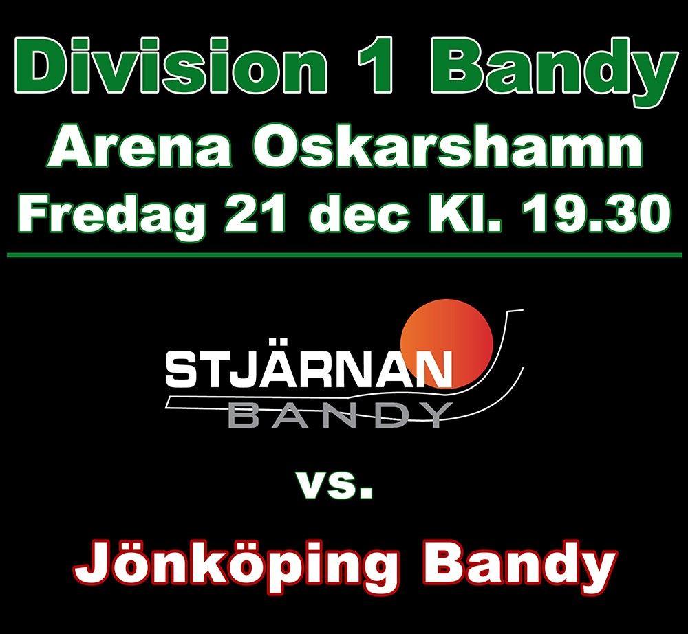 IF Stjärnan - Jönköping Bandy