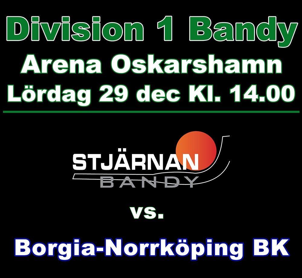IF Stjärnan - Borgia Norrköping BK