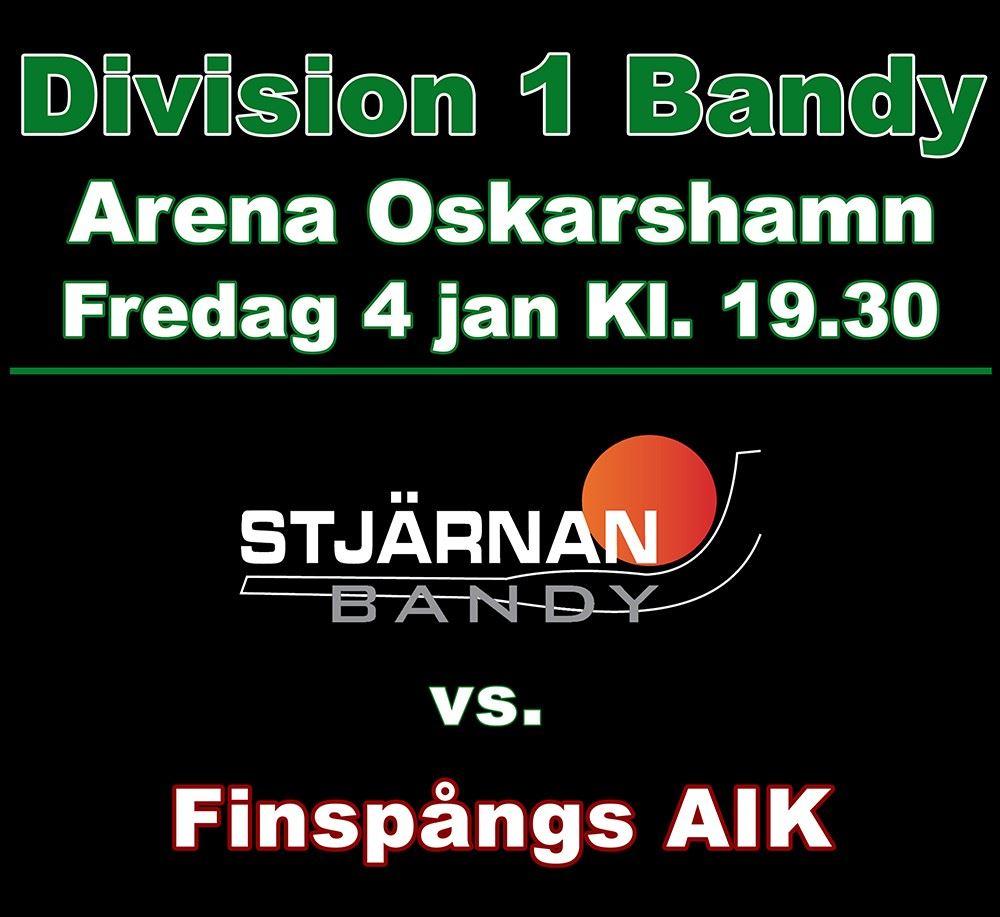 IF Stjärnan - Finspångs AIK