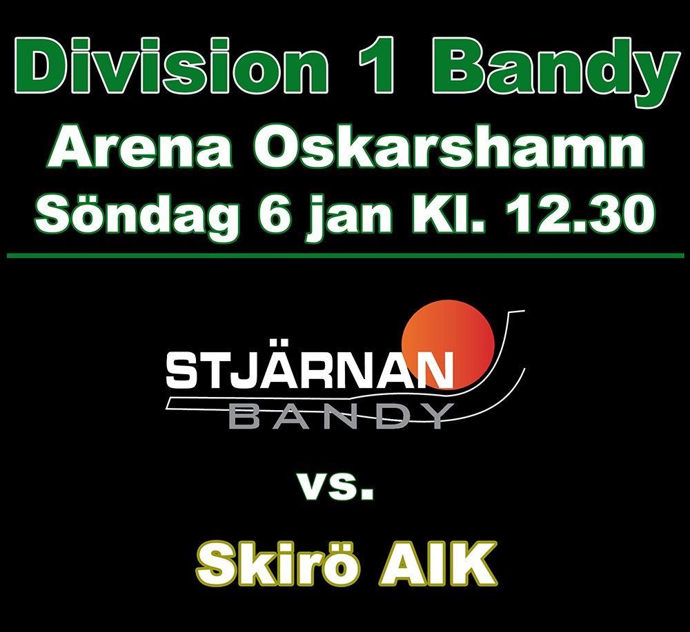 IF Stjärnan - Skirö AIK