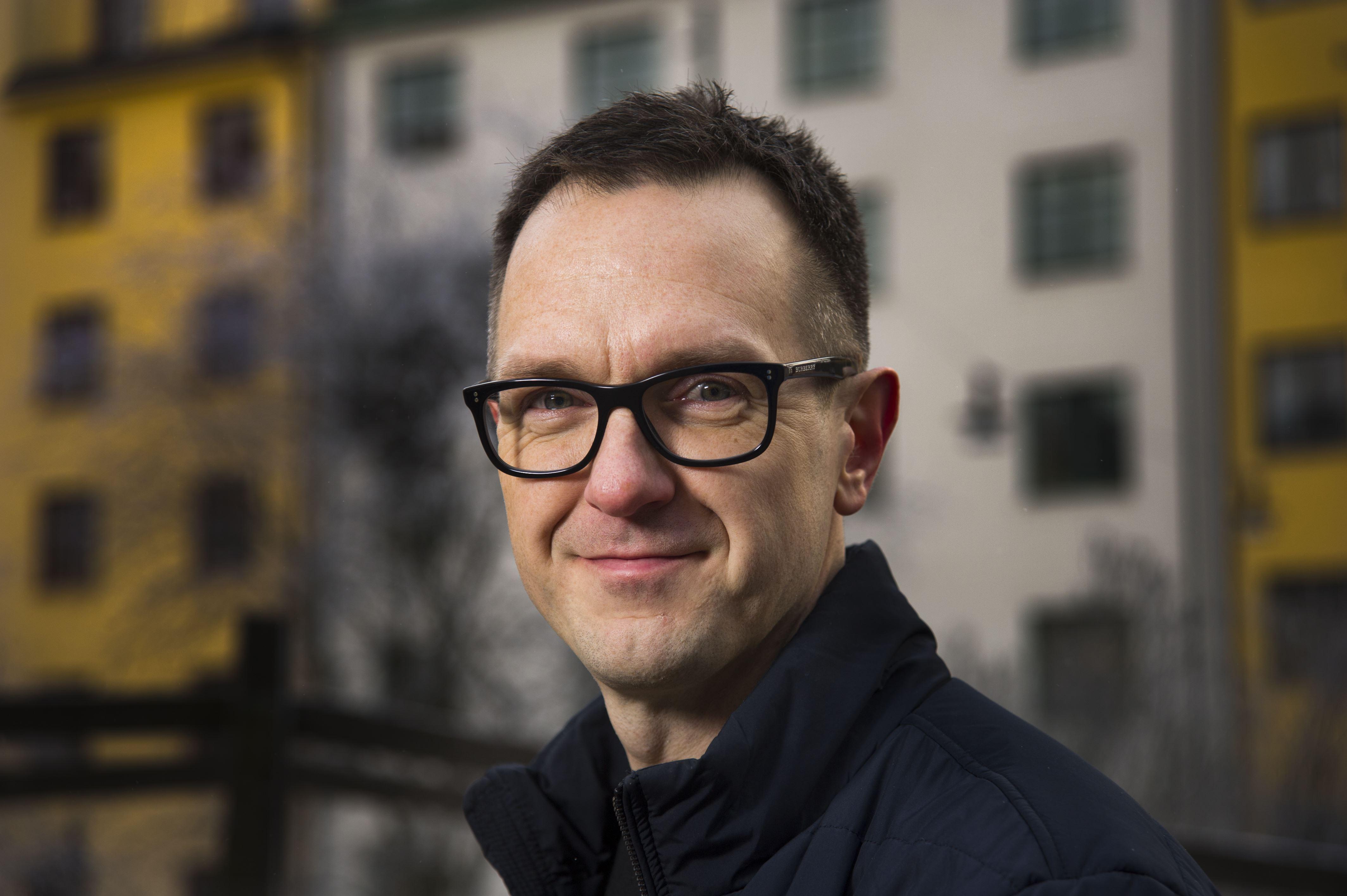 Jan-Åke Eriksson, Författarbesök - Kent Werne