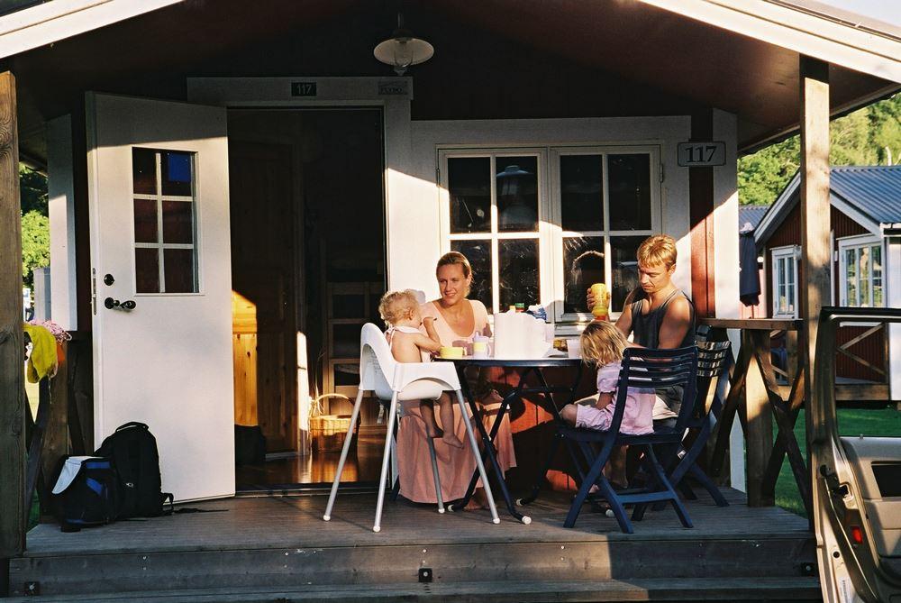 Kronocamping Saxnäs/Stugor