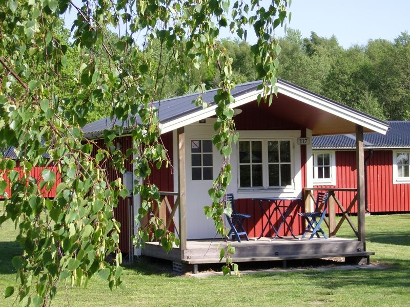 KronoCamping Saxnäs/Ferienhäuser