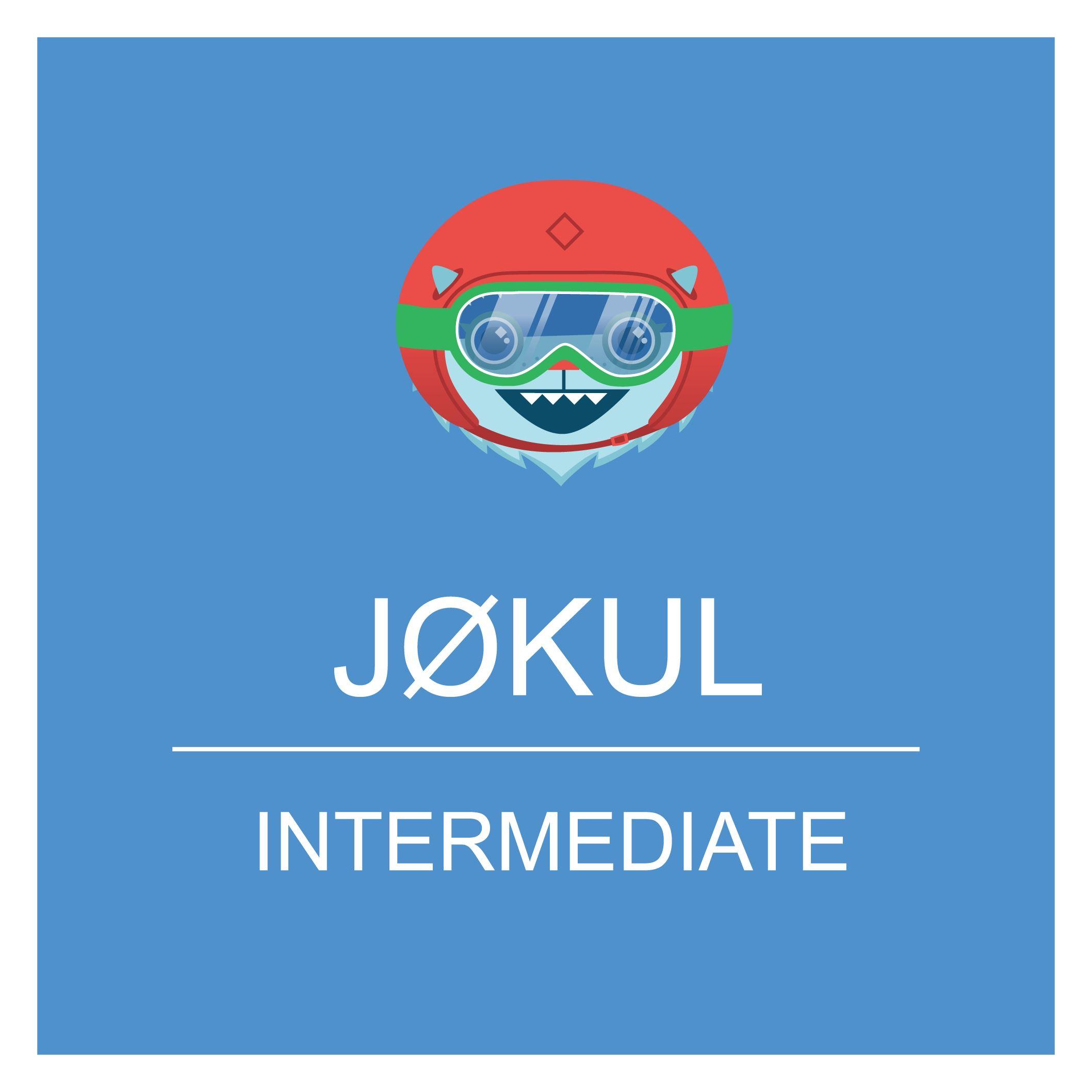 5-8 år - Jøkul blå - Vestsiden – Skitorget