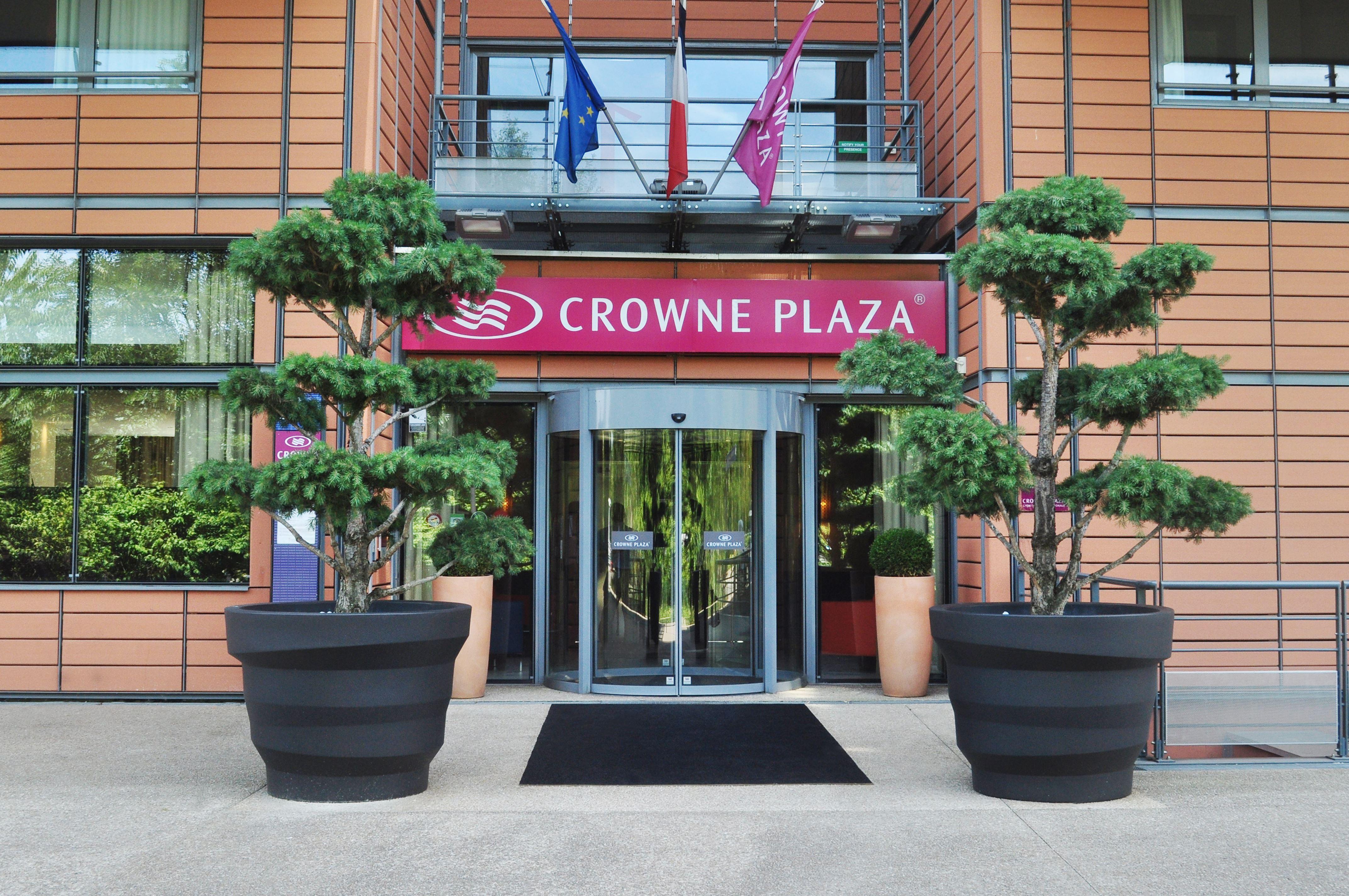 Crowne Plaza Lyon-Cite Internationale