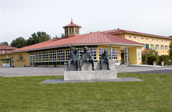 Björkbackens Karaktärshotell