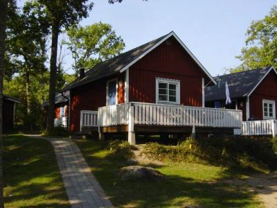Dragsö Camping och Stugby/Cottages