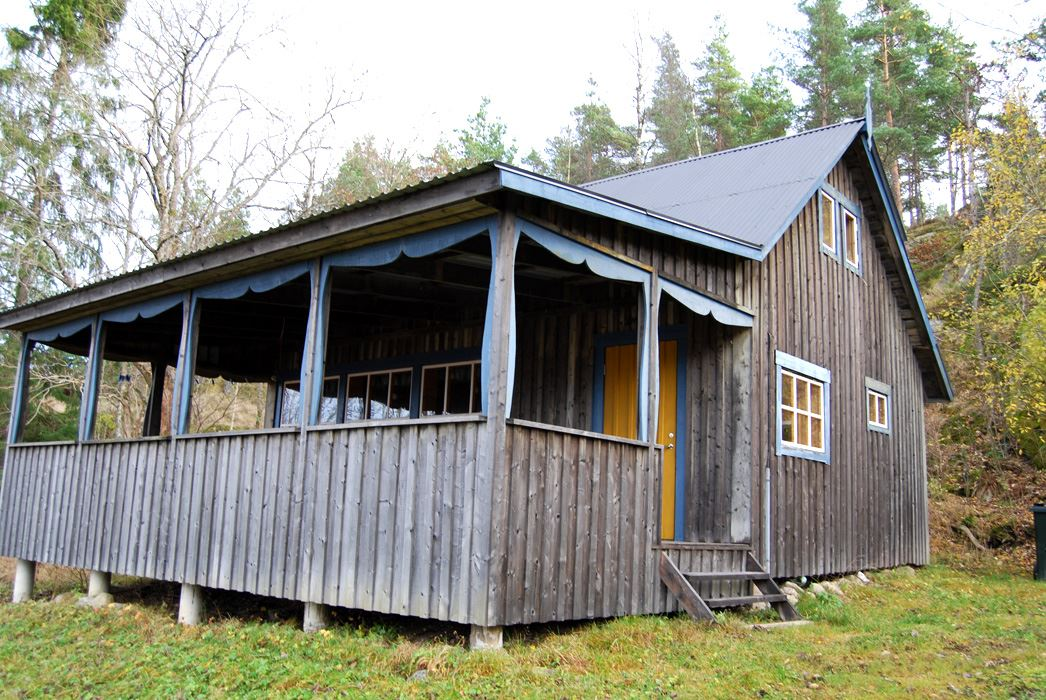 MLD007 Stallet - at the north end of Kroppefjäll.