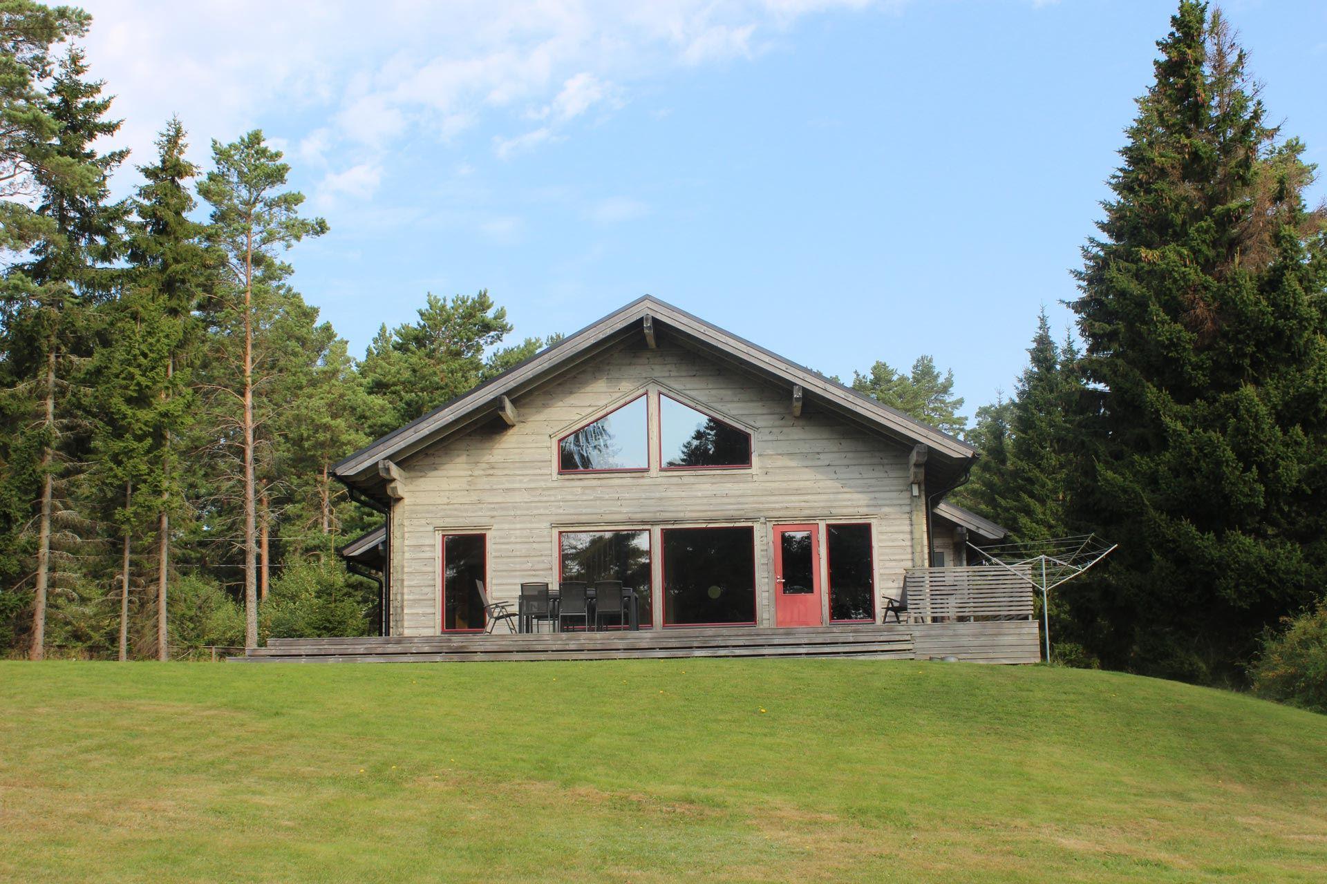 Rundbergs cottages
