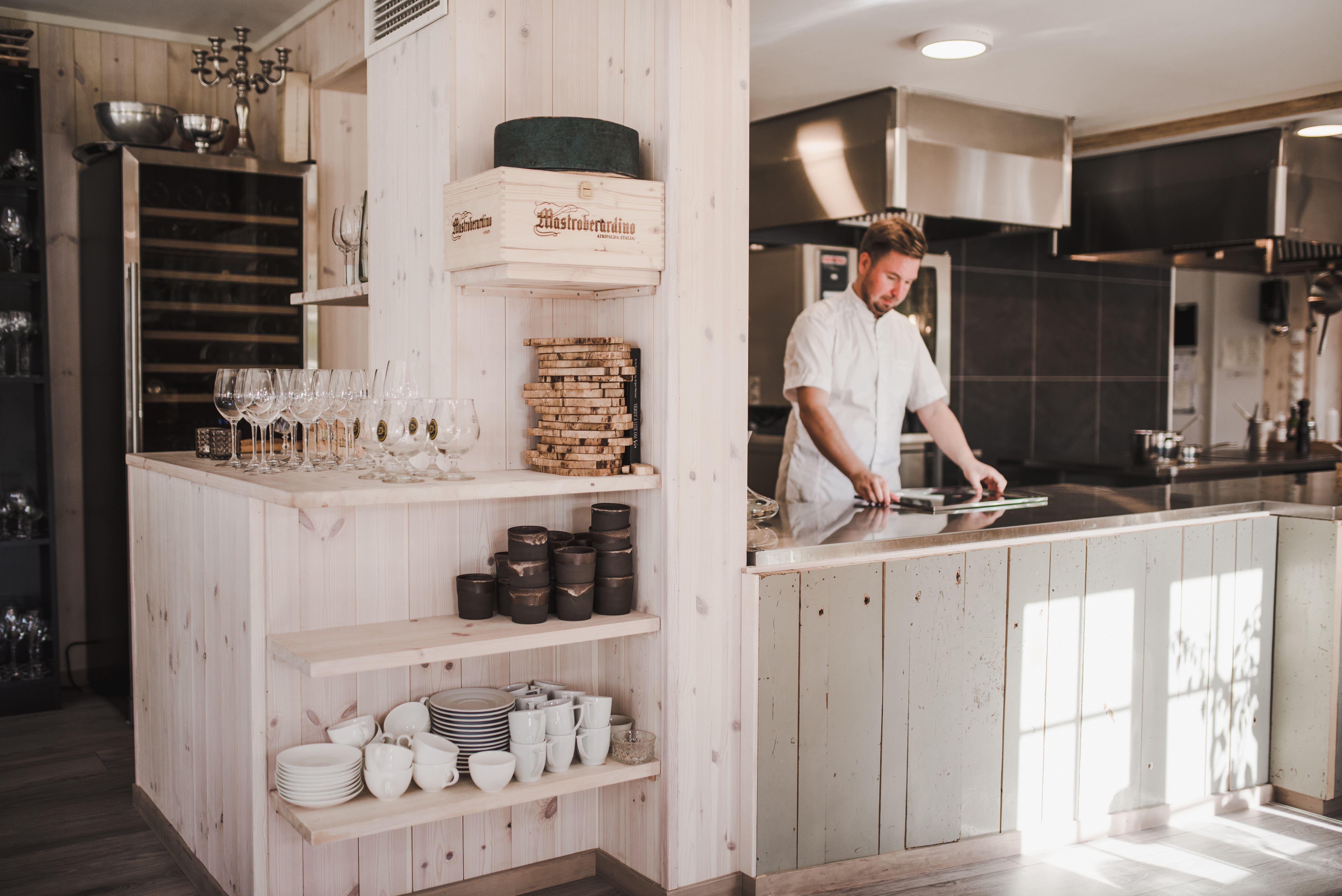 Fotoriet,  © TileElise, Restaurant Til Elise fra Marius