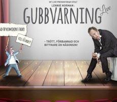 Show: Lennie Norman – Gubbvarning Live!