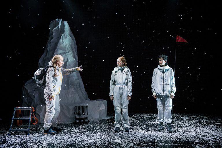 Sören Vilks,  © Riksteatern, Anita Nyman, Malin Alm och Myra Neander