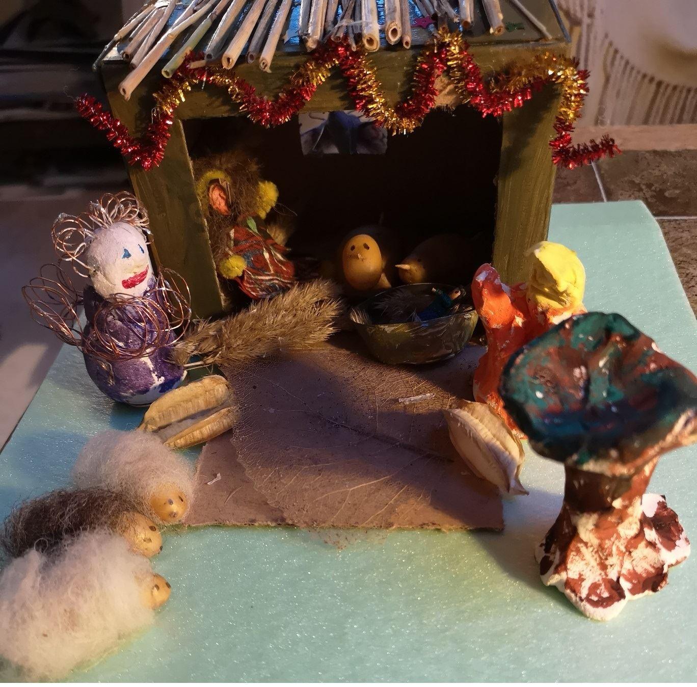 Lav din egen julekrybbe hos Culthus i Nykøbing F.