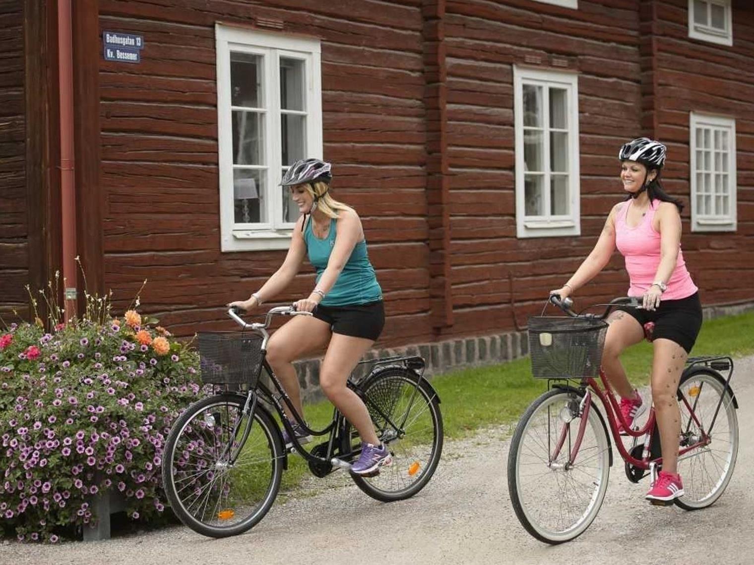 Cykeltur - Pirkvägen, Åsgarn - Grytnäs