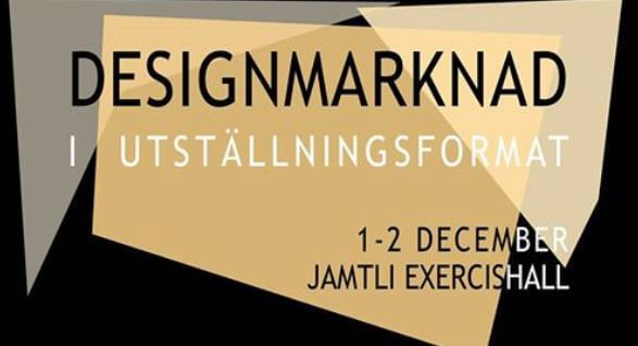 Foto: Designmarknad,  © Copy: Designmarknad, Design market at Jamtli Exercishall