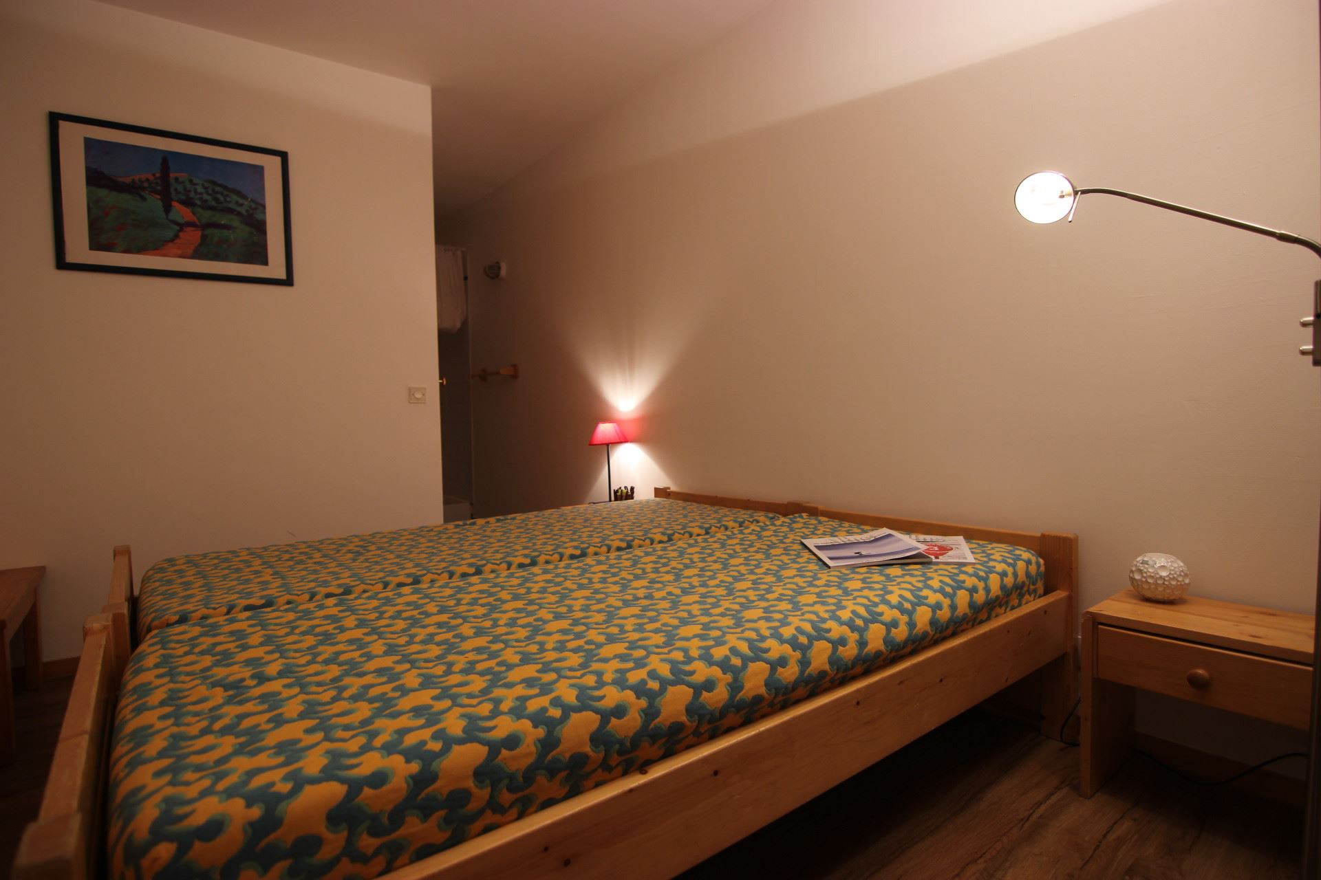 DAPHNES 4 / 4 ROOMS 8 PERSONS - 2 BRONZE SNOWFLAKES - VTI