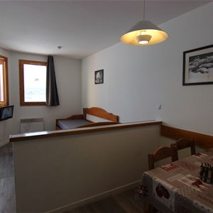 TEMPLES DU SOLEIL NAZCA 4E / APARTMENT 2 ROOMS 4 PERSONS - 2 BRONZE SNOWFLAKES - VTI