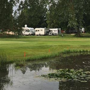 Ställplats Oskarshamns golfklubb
