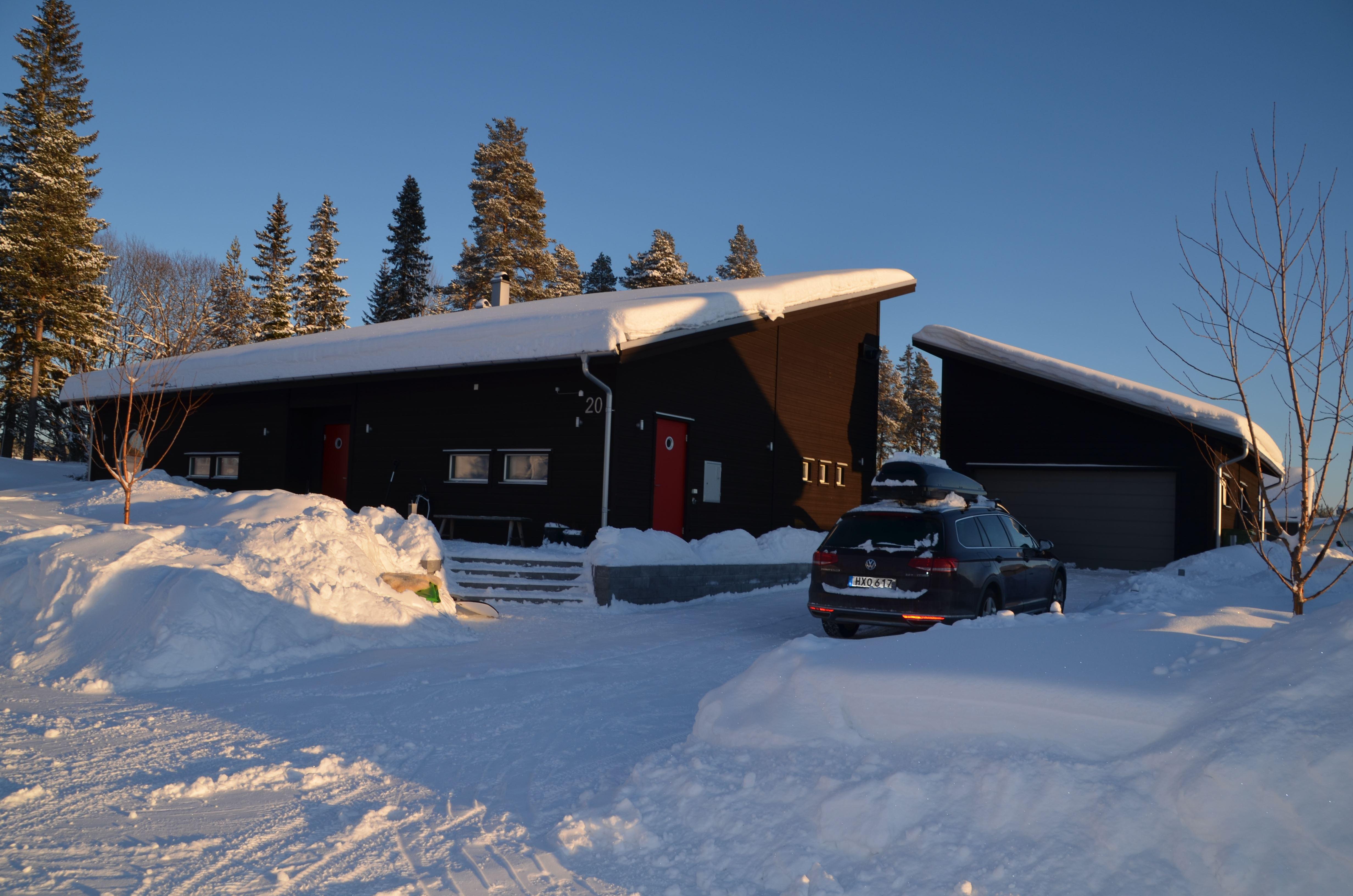 HV152 Hus Sånghusvallen