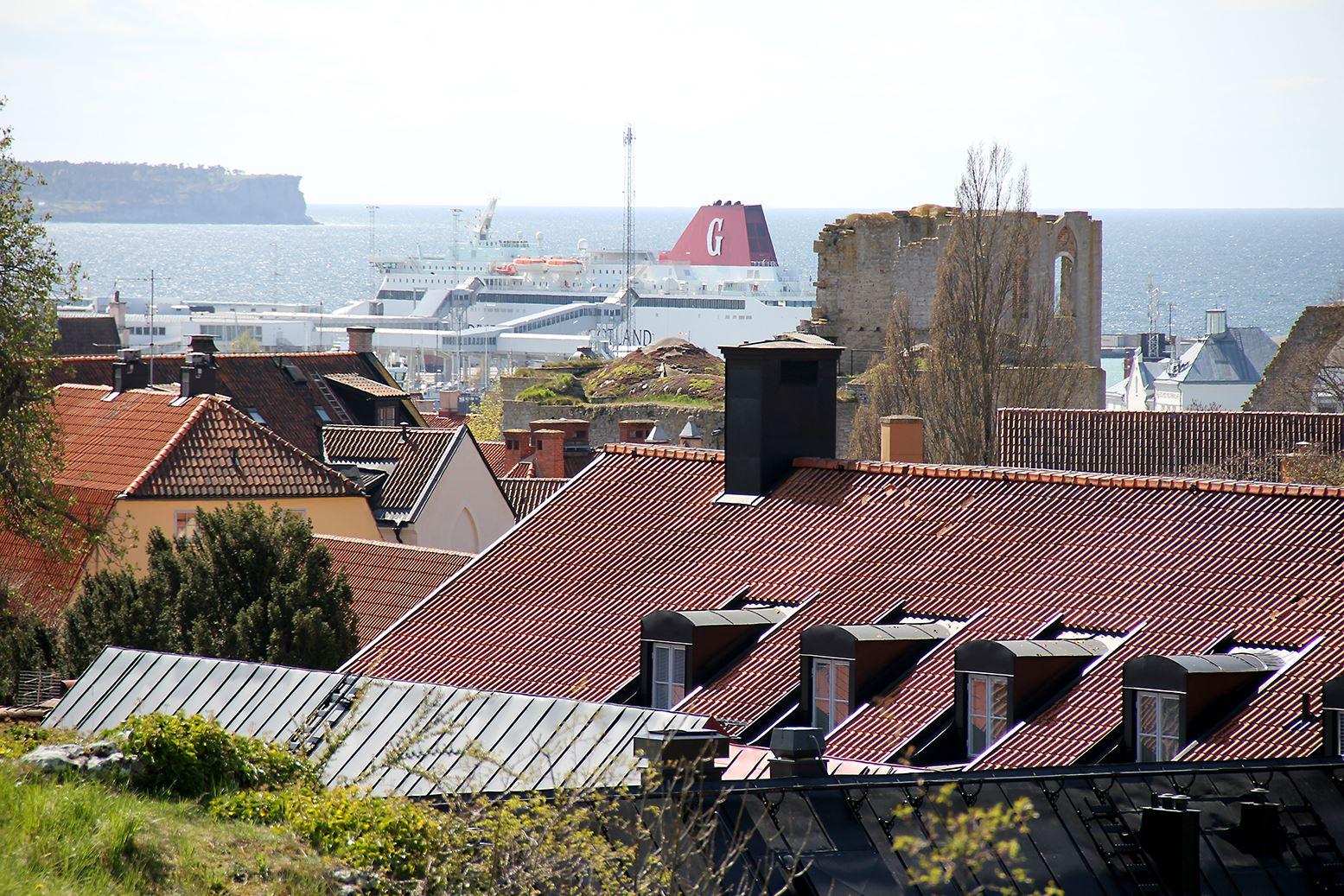 Visby Strandby -  Norderstrand