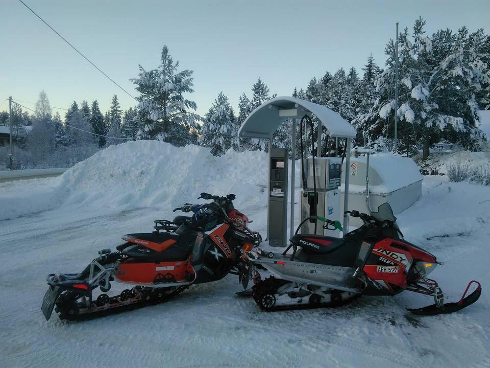 Snöskoter & Offroad Bar Nornäs