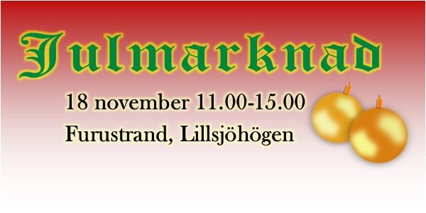 © Lillsjöhögens föreningar, Christmas market in Lillsjöhögen