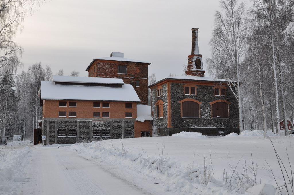 Lasse Svensson, Hyttan Axmar bruk