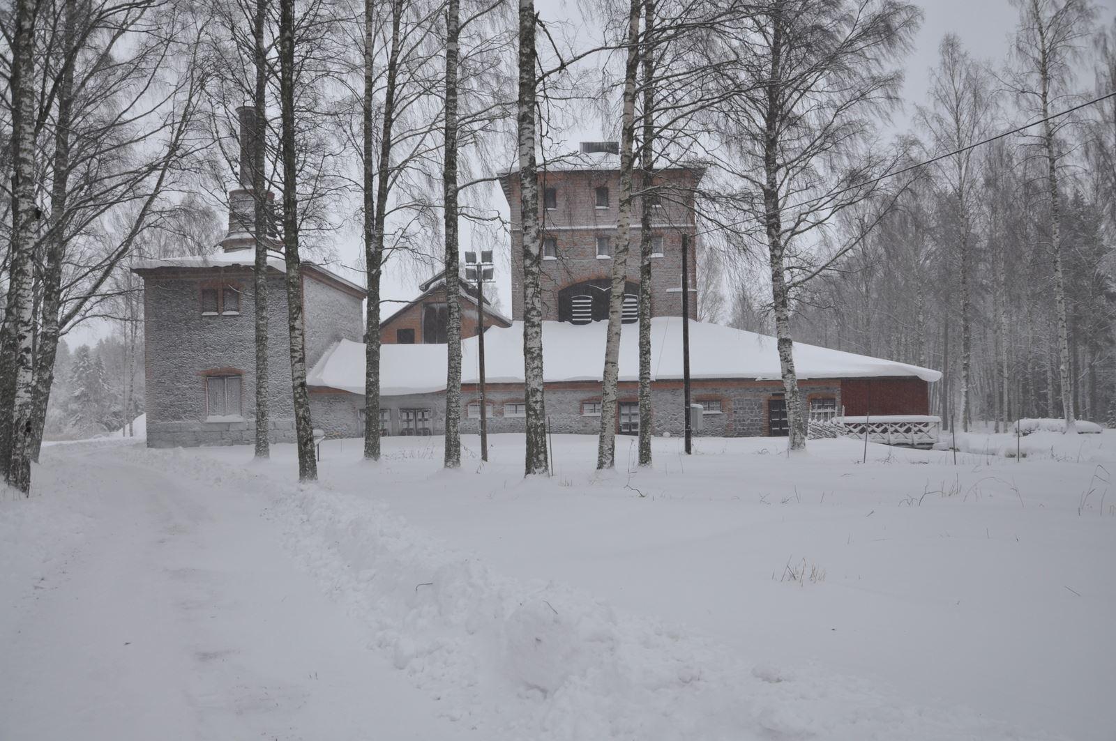 Lasse Svensson, Om snön kommer