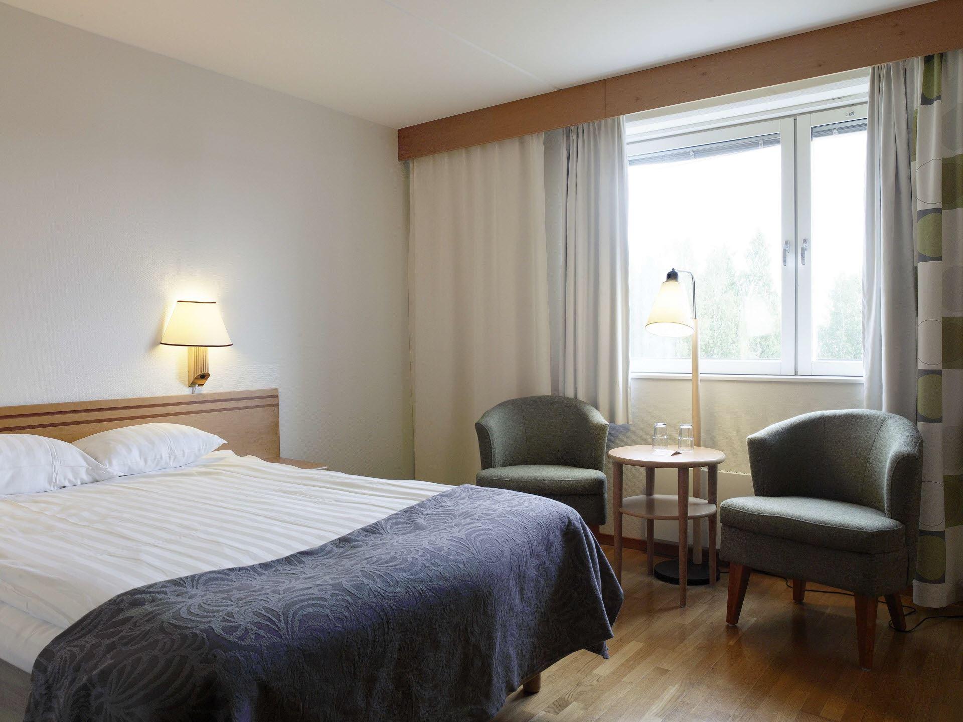 Scandic hotell Bollnäs Hälsingland