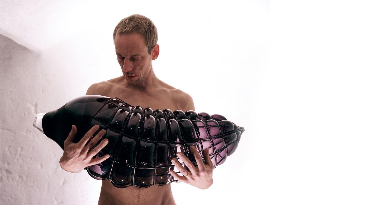 Jan Kruse,  © Jan Kruse, Konstutställning i Sparbankshallen