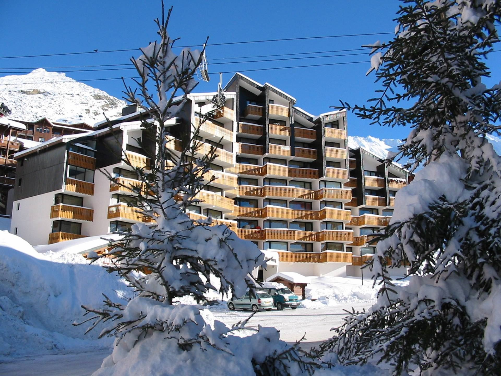 ETERLOUS 43 / 2 ROOMS 4 PERSONS - 1 BRONZE SNOWFLAKE - VTI