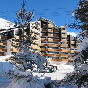 ETERLOUS 26 / APARTMENT 2 ROOMS 6 PERSONS - 1 BRONZE SNOWFLAKE - VTI