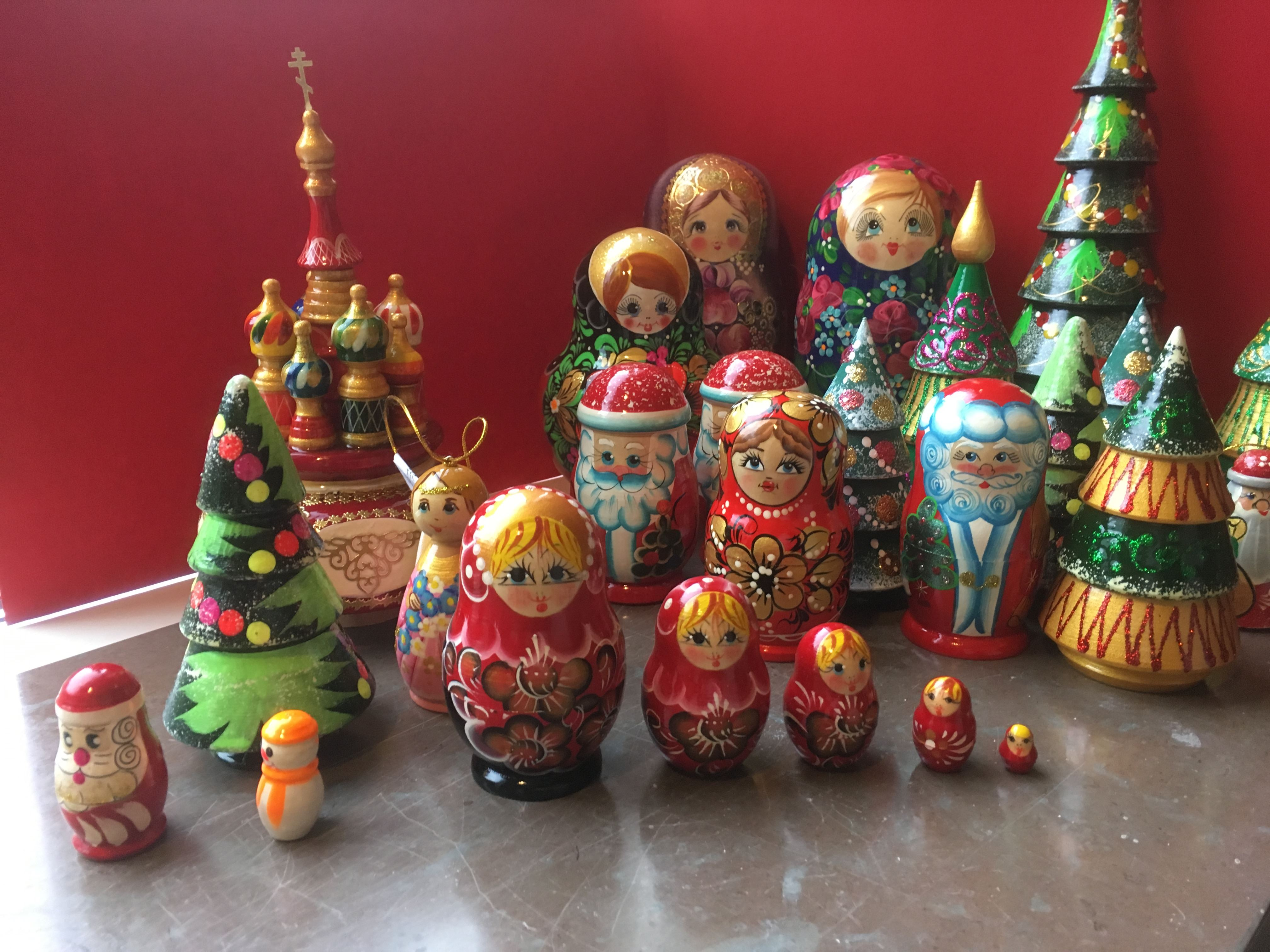 Viktiga julklappar