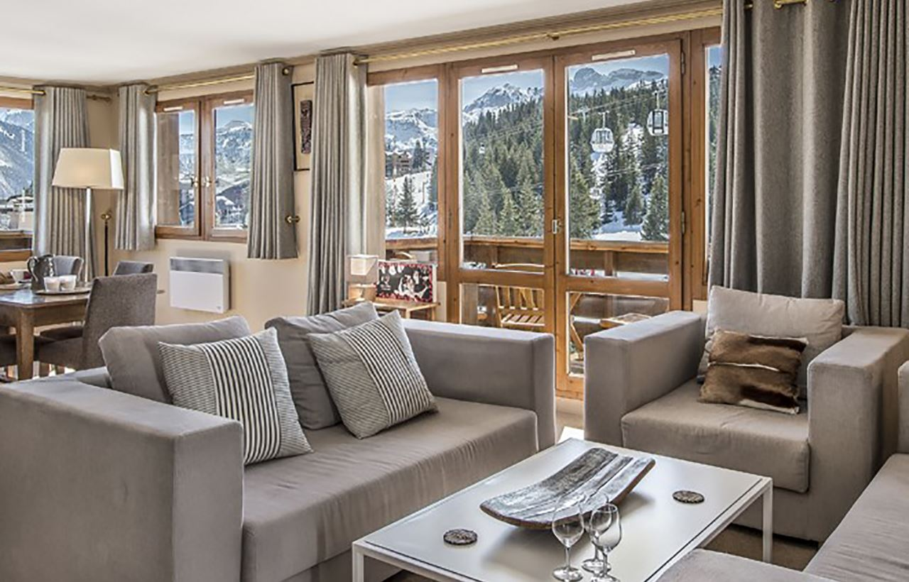4 rooms 7 persons ski in-ski out / Apartment Trois Vallées