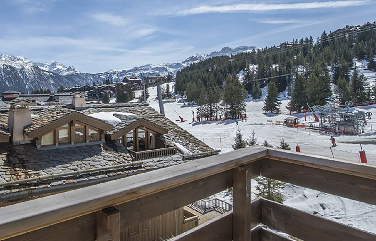 4 pièces 7 personnes skis aux pieds / Appartement Trois Vallées