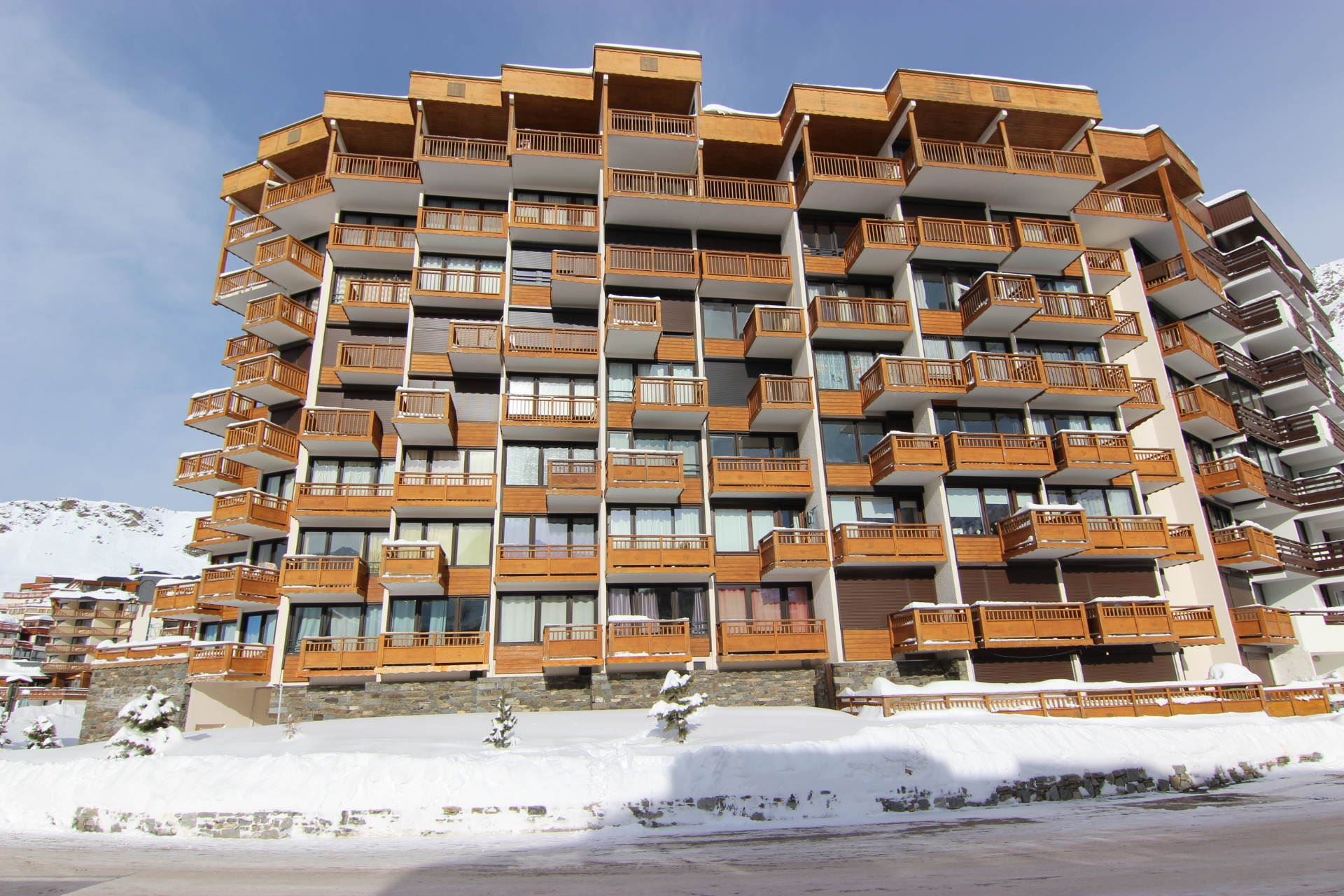 HAUTS DE CHAVIERE A4 / APARTMENT 4 ROOMS 8 PERSONS - 2 BRONZE SNOWFLAKES - VTI