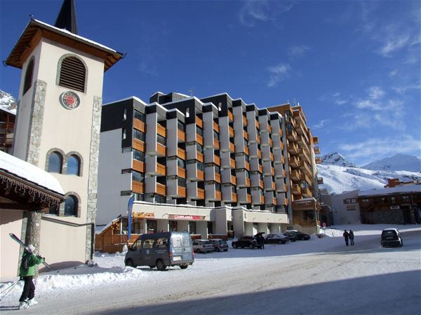 HAUTS DE VANOISE 101 / STUDIO 2 PERSONS - 2 BRONZE SNOWFLAKES - VTI