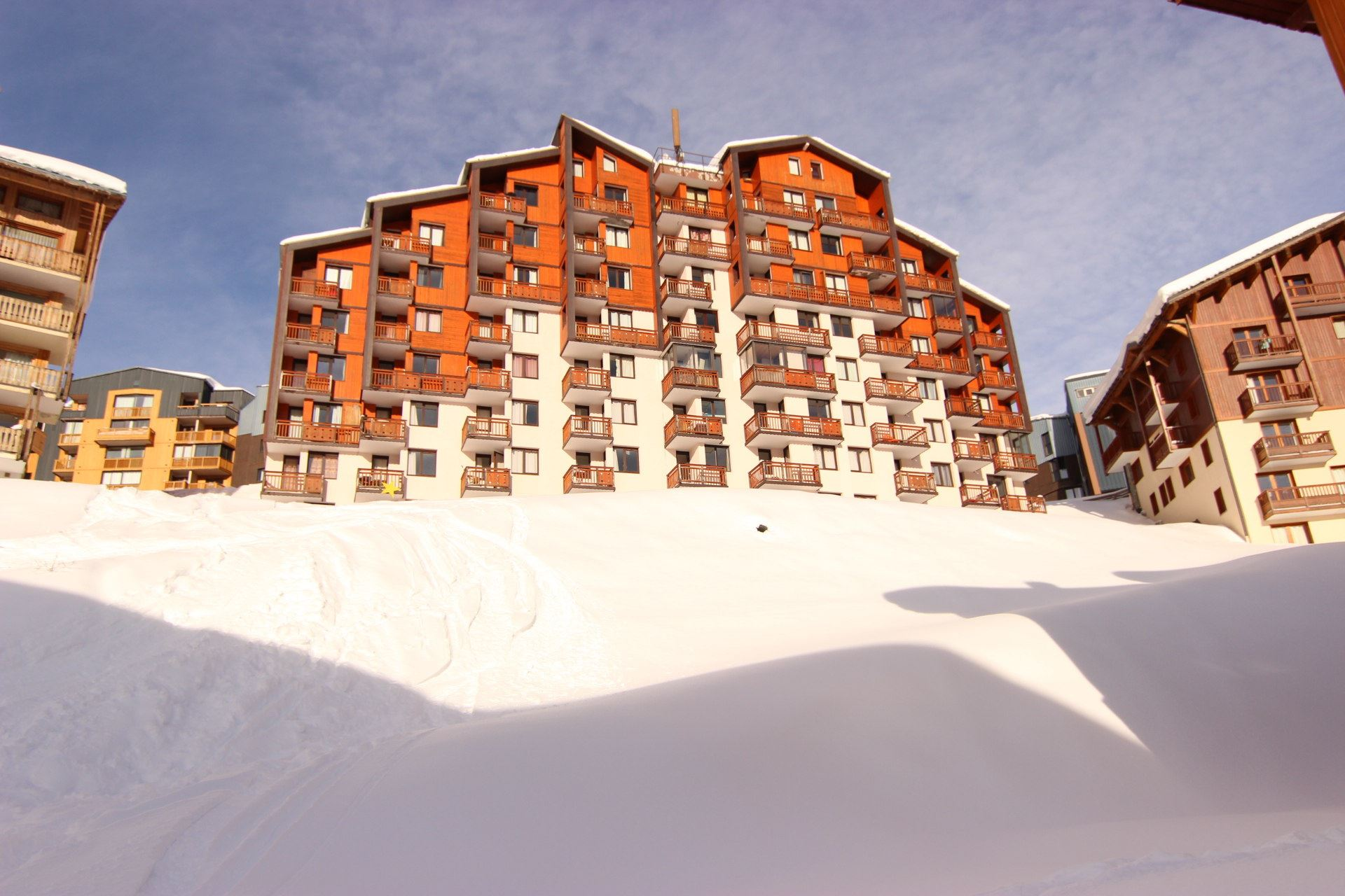 JOKER 13 / 2 ROOMS 4 PERSONS - 1 SILVER SNOWFLAKES - VTI