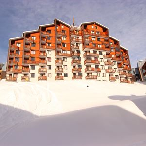 JOKER 129 / APARTMENT 2 ROOMS CABIN 4 PERSONS - 2 SILVER SNOWFLAKES - VTI