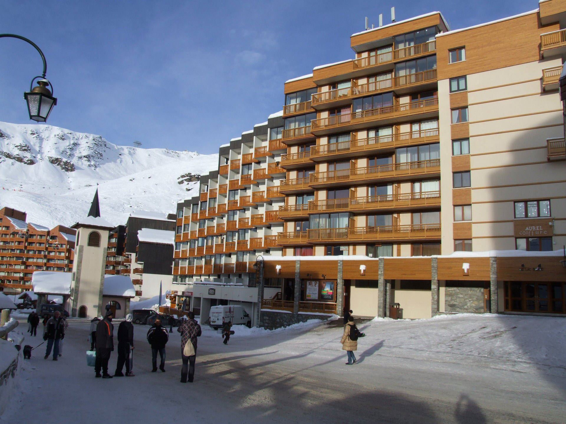 LAC BLANC 610 / APARTMENT 2 ROOMS 4 PERSONS - 3 GOLD SNOWFLAKES - VTI