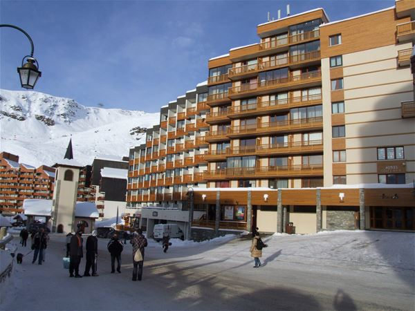 LAC BLANC 710 / APARTMENT 2 ROOMS 5 PERSONS – 1 BRONZE SNOWFLAKE - VTI